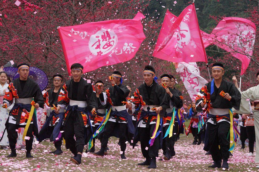 台灣遊樂園 九族文化村